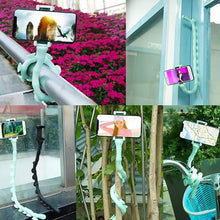 Load image into Gallery viewer, FLEXIBLE CELL PHONE HOLDER