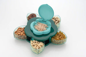 FLOWER CANDY BOX