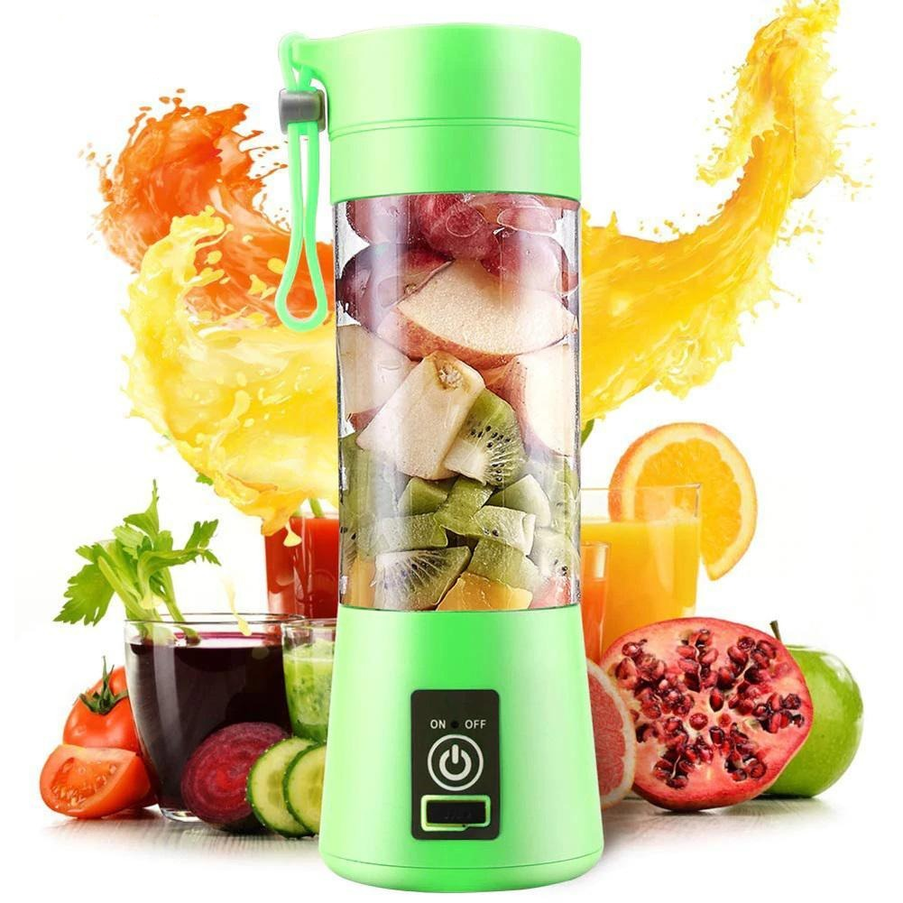 SMOOTHY™ PORTABLE BLENDER (Multi Color)