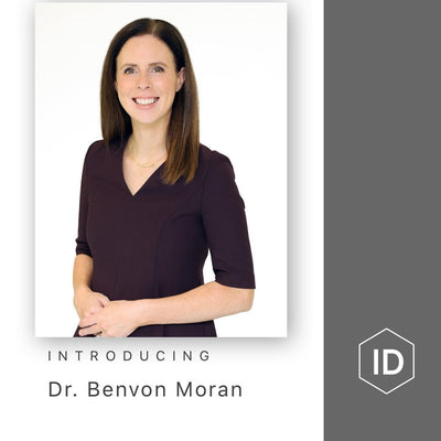 Introducing Dr. Benvon Moran