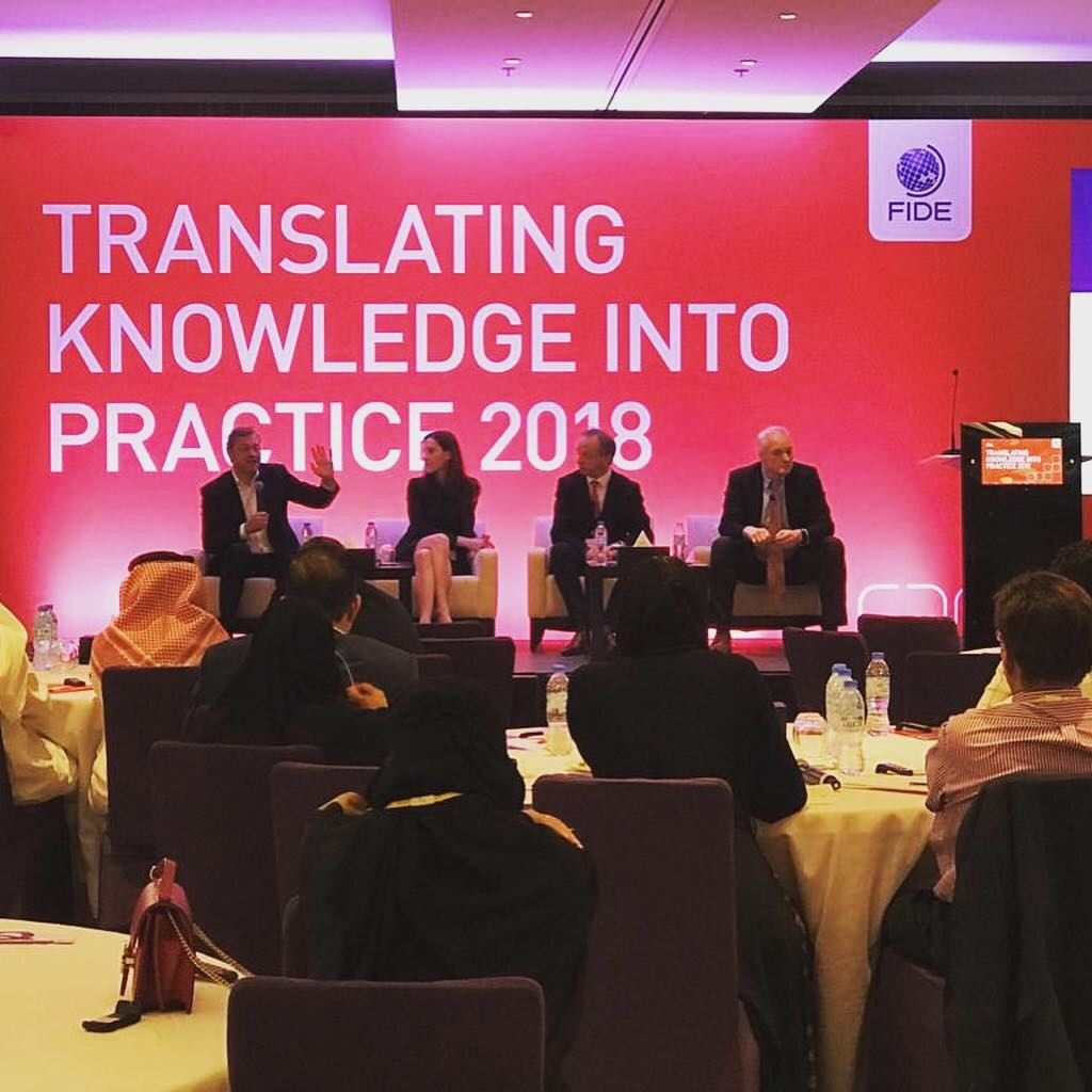 Translating Knowledge into Practice 2018