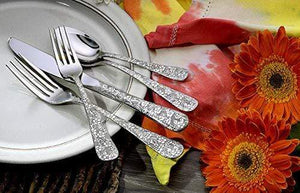 20 Piece Flatware Set Made in the USA