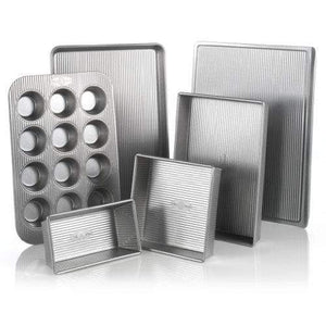6 Pieces Bakeware Set  Made in the USA