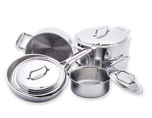 Load image into Gallery viewer, 8 Piece Cookware Set Made in the USA