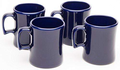 Blue Coffee Mugs Made in the USA