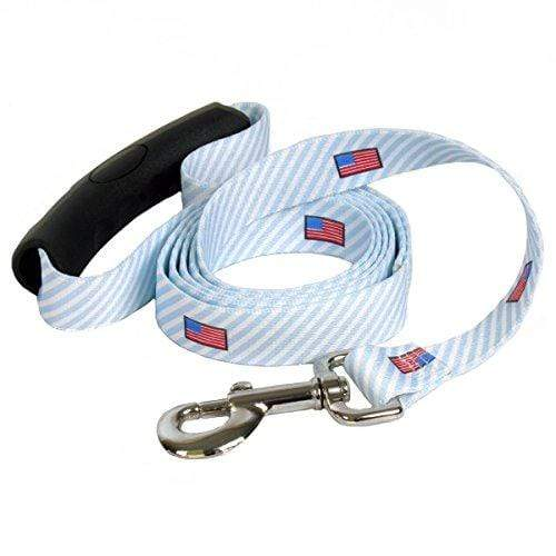 Dog Leash with Comfort Grip Handle Made in The USA