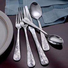 Load image into Gallery viewer, Earth 20 Piece Flatware Set Made in the USA