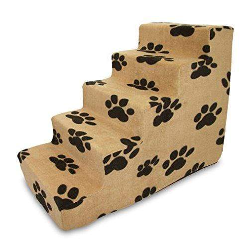 Five Step Pet Stairs Made in the USA