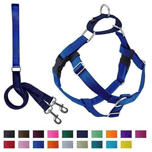 No Pull Dog Harness with Leash Made in the USA