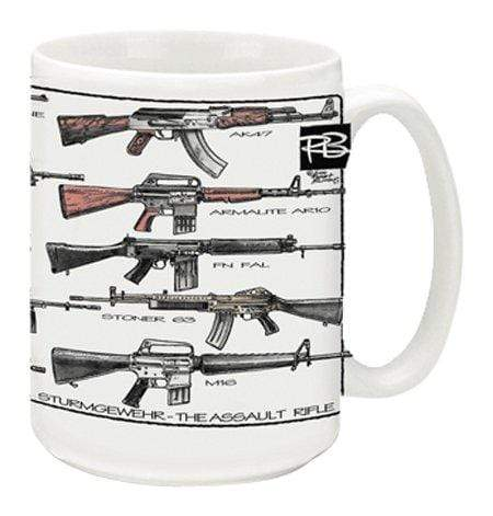 Second Amendment Coffee Mug Made in USA