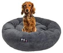 Load image into Gallery viewer, Ultra Plush Deluxe Comfort Pet Bed Made in USA