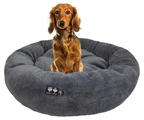 Ultra Plush Deluxe Comfort Pet Bed Made in USA