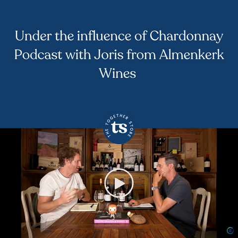 Under the Influence of Chardonnay Podcast with Joris from Almenkerk Wines