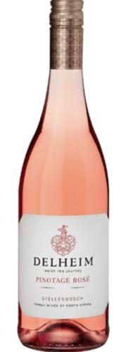 DELHEIM Pinotage Rosé 750ml - Together Store South Africa