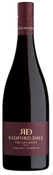 RADFORD DALE The Antidote Gamay Noir 750ml - Together Store South Africa