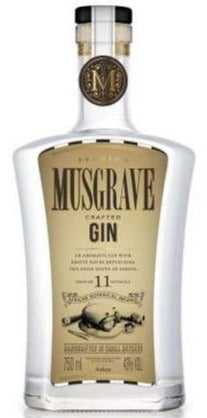 MUSGRAVE 11 Gin 750ml - Together Store South Africa