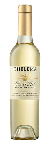 THELEMA 'Vin de Hel' Muscat Late Harvest 375ml - Together Store South Africa