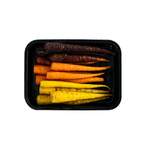WILD PEACOCK Rainbow Baby Carrots (200g) - Together Store South Africa