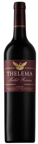 THELEMA Merlot Reserve 750ml - Together Store South Africa