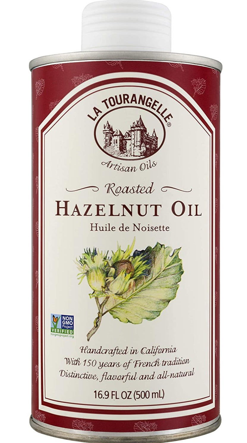 LA TOURANGELLE Oil - Hazelnut (500ml) - Together Store South Africa