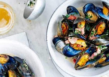 Load image into Gallery viewer, BLUE OCEAN West Coast Black Mussels - Live (5kg) - Together Store South Africa