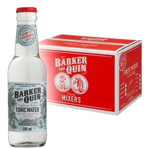 BARKER & QUIN Sparkling Club Soda 200ml - Together Store South Africa