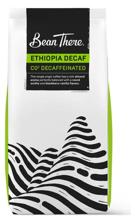 BEAN THERE Ethiopia DECAF Coffee (250g & 1kg) - Together Store South Africa