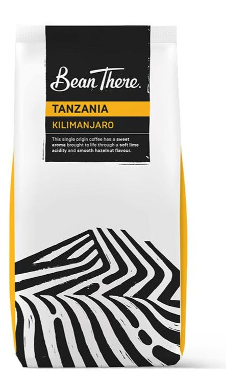 BEAN THERE Tanzania Coffee (250g & 1kg) - Together Store South Africa