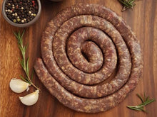 Load image into Gallery viewer, BEEF Boerewors Medium (500g) - Together Store South Africa