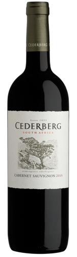 CEDERBERG Cabernet Sauvignon 750ml - Together Store South Africa