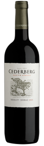 CEDERBERG Merlot Shiraz 750ml - Together Store South Africa