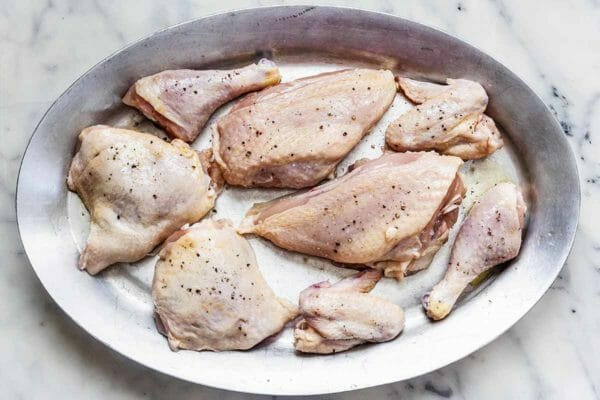 LAZENA Free Range Chicken - Braai - 8/pck (avg 1kg) - Together Store South Africa