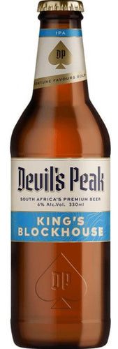 DEVIL'S PEAK Kings Blockouse IPA 330ml (24s) - Together Store South Africa
