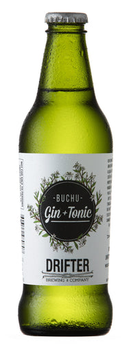 DRIFTER El Buchu G&T 330ml (12s) - Together Store South Africa