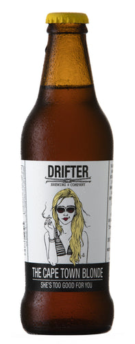 DRIFTER Cape Town Blonde 330ml (12s) - Together Store South Africa