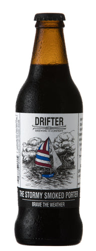 DRIFTER Stormy Smoked Porter 330ml (12s) - Together Store South Africa