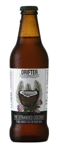 DRIFTER Stranded Coconut 330ml (12s) - Together Store South Africa