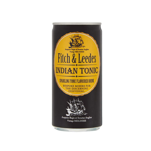 FITCH & LEEDES Indian Tonic 200ml - Together Store South Africa
