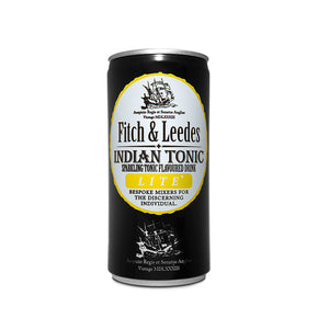 FITCH & LEEDES Indian Tonic Lite 200ml - Together Store South Africa