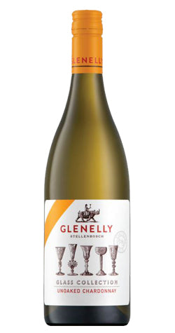 GLENELLY The Glass Collection Unoaked Chardonnay 750ml - Together Store South Africa