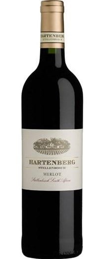 HARTENBERG Merlot 750ml - Together Store South Africa