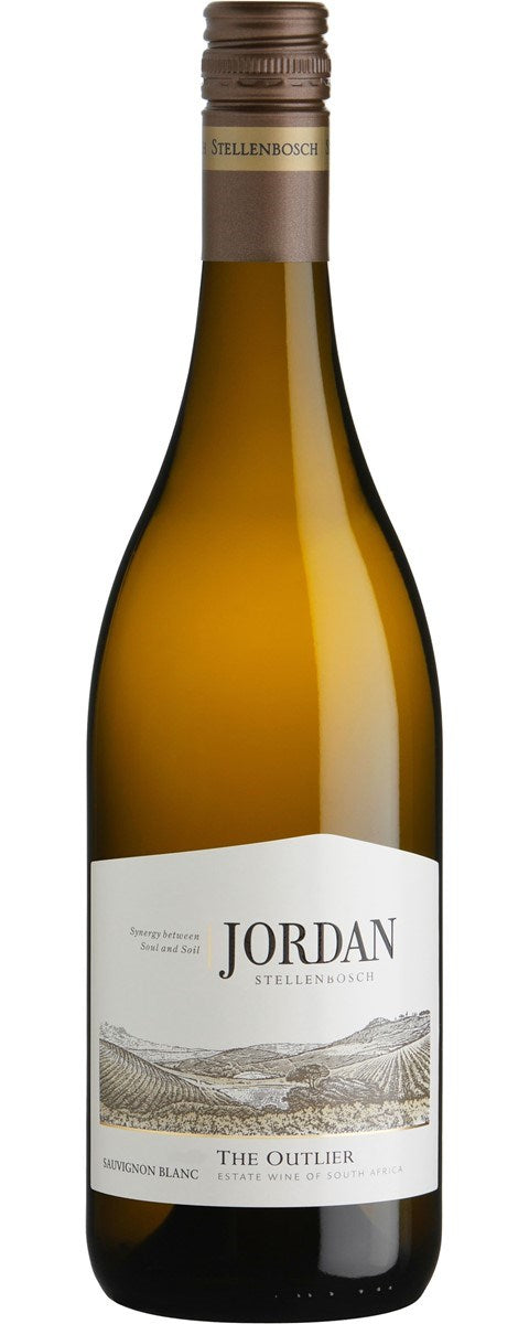 JORDAN Barrel Fermented Sauvignon Blanc The Outlier 750ml - Together Store South Africa