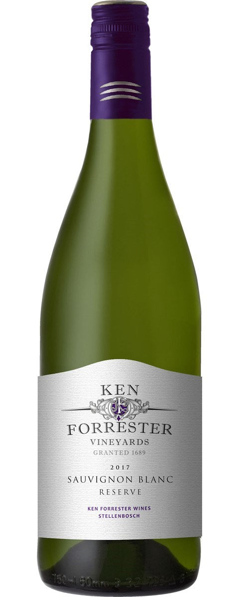 KEN FORRESTER Sauvignon Blanc Reserve 750ml - Together Store South Africa
