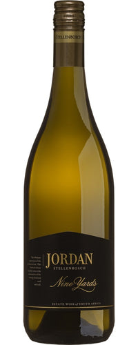 JORDAN Nine Yards Chardonnay 2018 750ml - Together Store South Africa