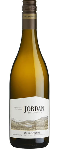 JORDAN Barrel Fermented Chardonnay 750ml - Together Store South Africa