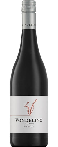 VONDELING Petit Rouge Merlot 750ml - Together Store South Africa