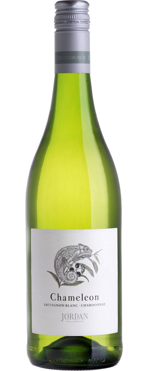 JORDAN Chameleon Sauv Blanc/Chardonnay White Blend 750ml - Together Store South Africa