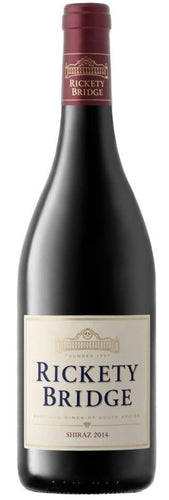 RICKETY BRIDGE Shiraz 750ml - Together Store South Africa