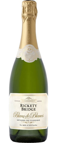 RICKETY BRIDGE Blanc de Blanc MCC 750ml - Together Store South Africa