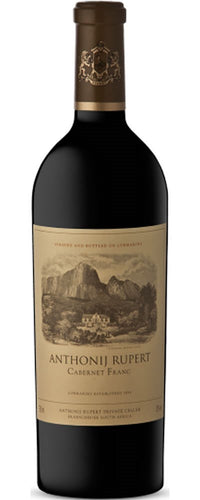 ANTHONIJ RUPERT Cabernet Franc 750ml - Together Store South Africa